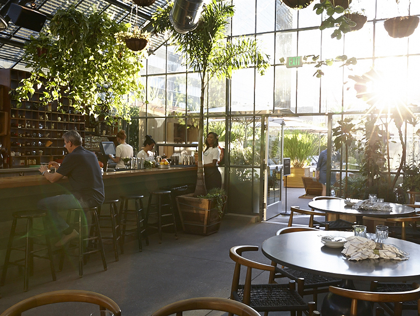 The Kuh Review Commissary Los Angeles Magazine