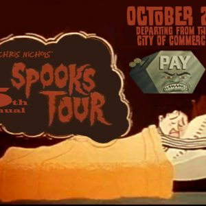 Spooks Tour