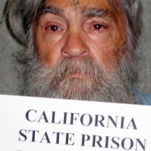 Charles Manson in June, 2011