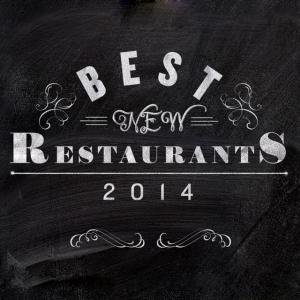 Los Angeles Best New Restaurants 2014