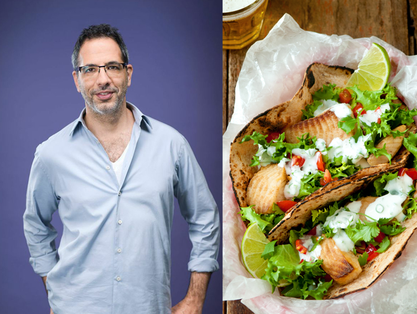 Yotam Ottolenghi: Yotam Ottolenghi Takes On The Taco
