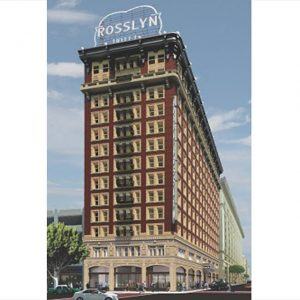 Rosslyn building