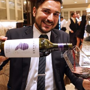 Scarpetta's new sommelier Roberto Loppi bringing late night wine deals to Beverly Hills.