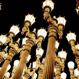 """Urban Lights"" at LACMA"