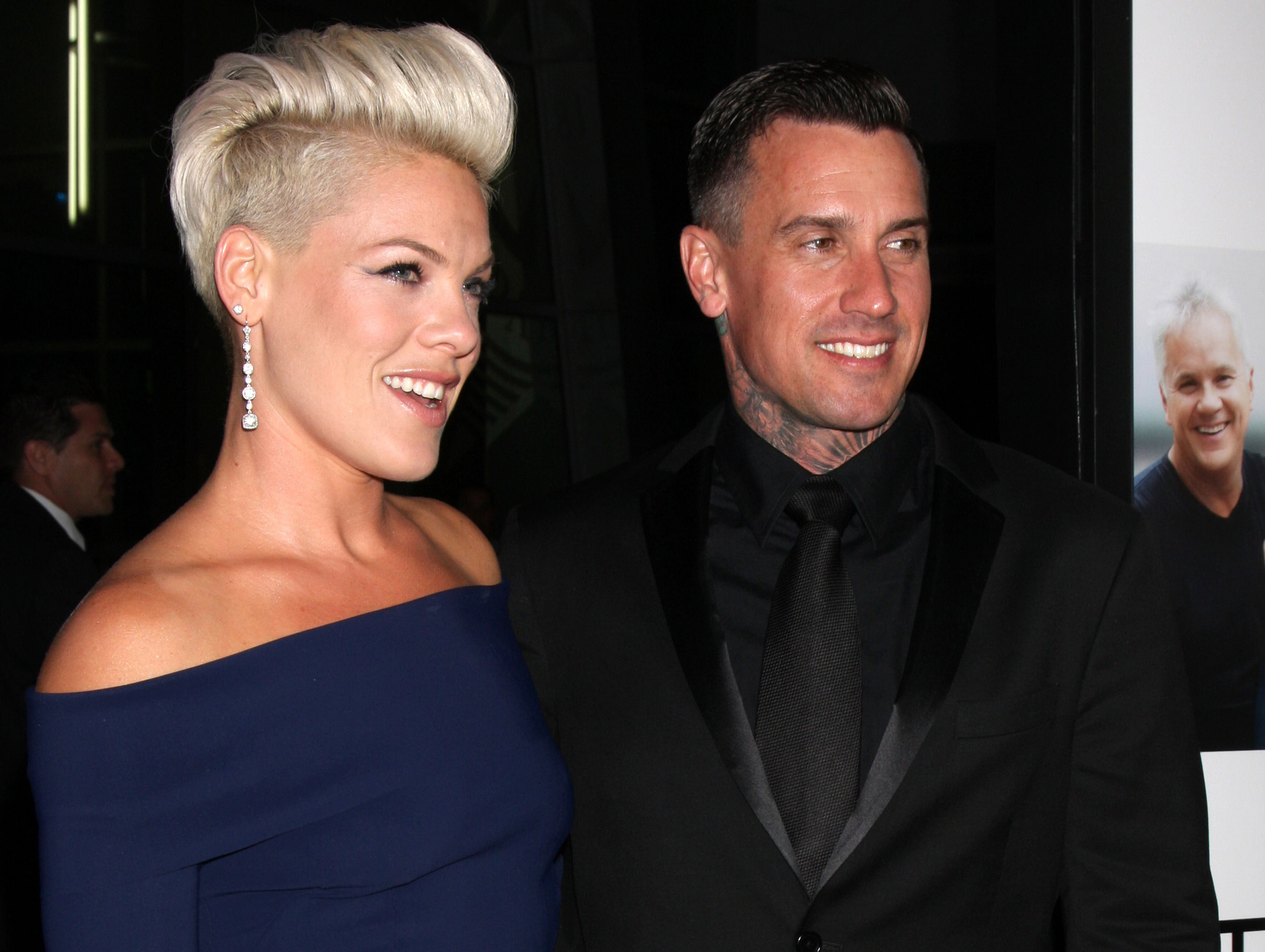 Partying With Pink And Carey Hart Los Angeles Magazine