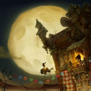 "Still from the animated movie ""The Book of Life"""