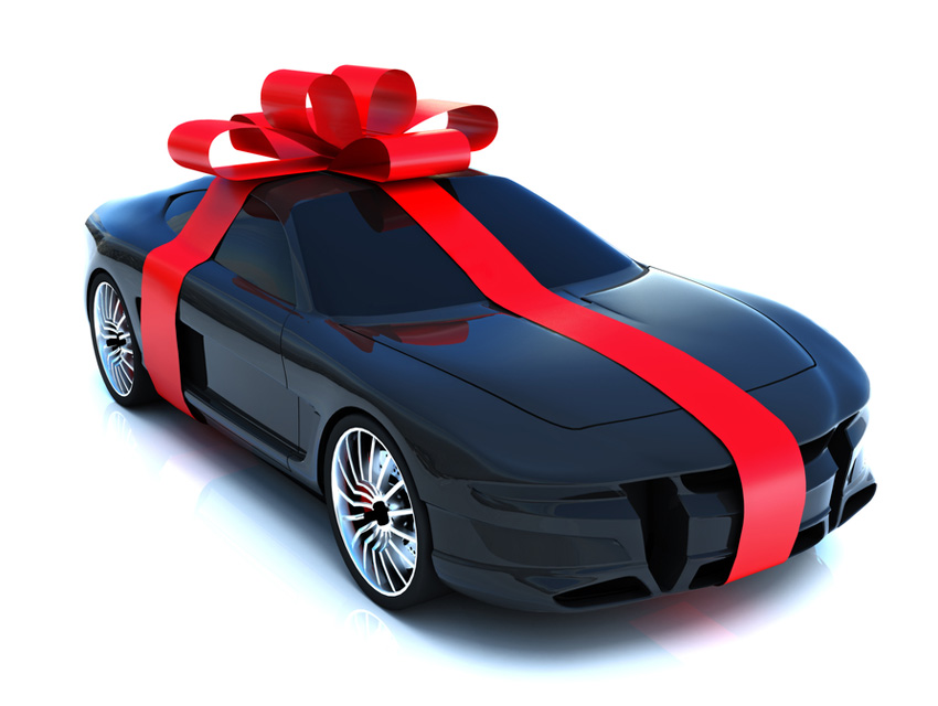 Three Ideas for Decorating Your Holiday Gift-Car - Los ...