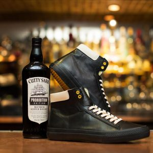 Cutty Sark X Generic Surplus bartender shoes