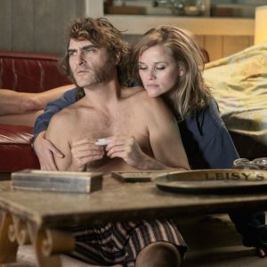 "Joaquin Phoenix and Reese Witherspoon star in ""Inherent Vice"""