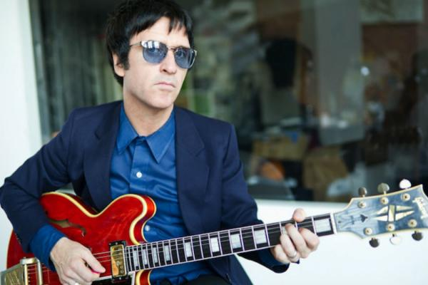 Catch Johnny Marr at the El Rey Theatre this weekend.