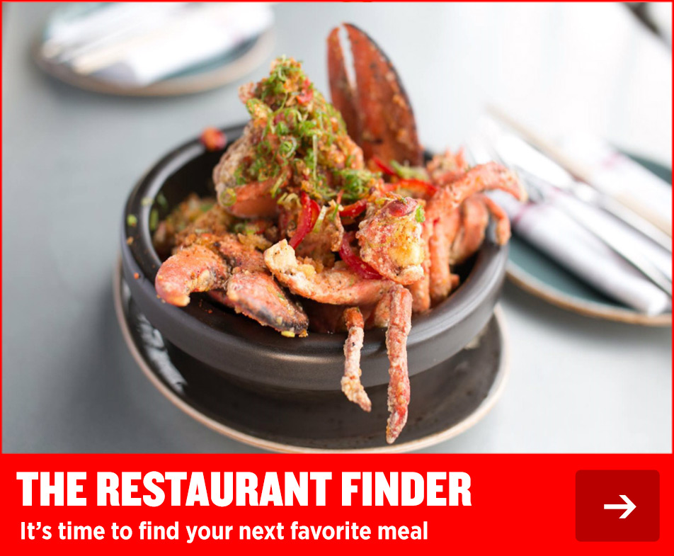 The Restaurant Finder