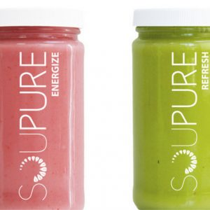 Detox with soups from SouPure.