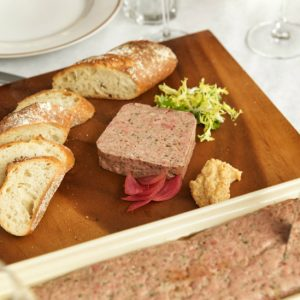 Kris Morningstar is serious about charcuterie at Terrine.