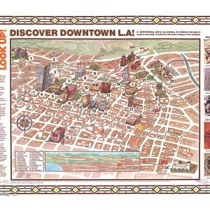Discover Downtown LA, Junior League of Los Angeles