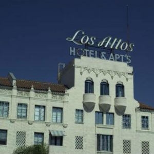 "Los Altos apartments in ""Transparent"""