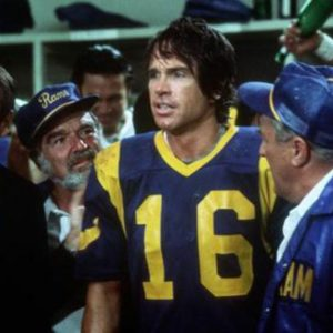 "Joe Pendleton (Warren Beatty)  in ""Heaven Can Wait"""