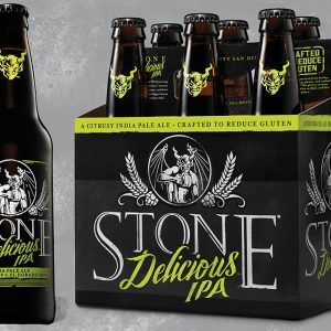 Stone has released its Delicious IPA, which lives up to its billing.