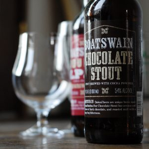 Trader Joe's Boatswain brews are going for a craft-beer-on-the-cheap vibe.
