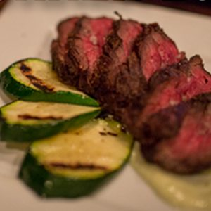 Beefsteak Sundays gives you as much hanger steak as you want for $35.