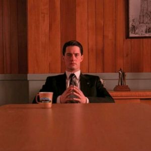 Agent Cooper is back