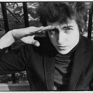 The Darkroom's exhibit of Bob Dylan photos includes moments from 1961-1970.
