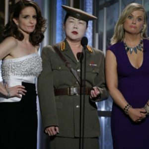 Tina Fey, Margaret Cho, and Amy Poehler