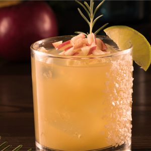 The Look Better Naked margarita is available at iPic Theaters until the end of January.