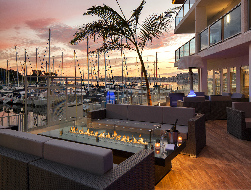 Chef Mark Gold Unveils Salt His Restaurant At The Marina