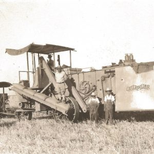 The Kodas' California rice farming operation dates back to 1928.
