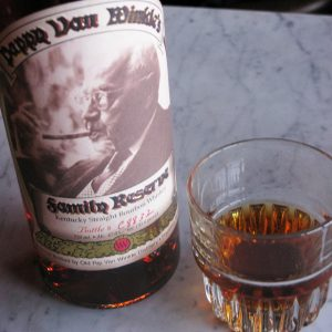Sip the coveted Pappy, slowly, at Blind Donkey.