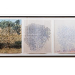 "Gaines's ""Falling Leaves,"" 1979"