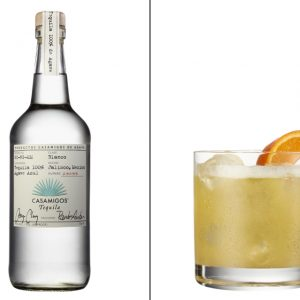 The Casamigos Margarita could be a good cocktail for your Oscars party.