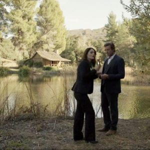 "A screen grab from ""The Mentalist"""