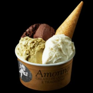 Amorino is ready to scoop gelato in Beverly Hills.