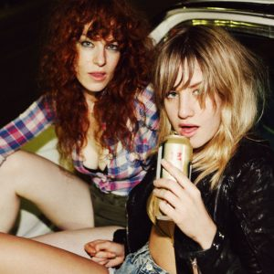 L.A.'s Deap Vally are performing at Desert Daze in May