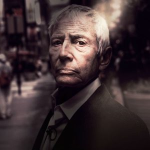 "The titular character in HBO's new show ""The Jinx: The Life and Deaths of Robert Durst"""