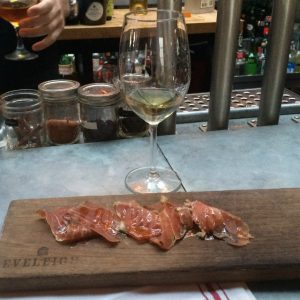 Fino and Ham at Eveleigh