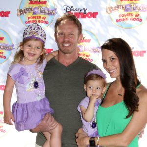 Ian Ziering and his family have a new ice cream flavor to enjoy.