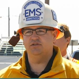 Ventura County Emergency Medical Services administrator Steve Caroll