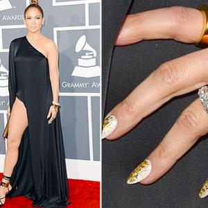 Nails for Red Carpet