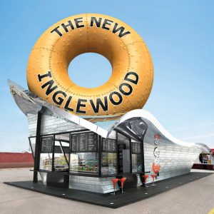 Donut Disturb: When do we know Inglewood 2.0 has gone too far? If Frank Gehry gets his hands on Randy's