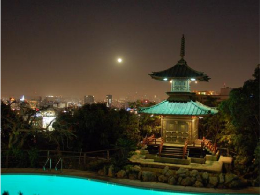So, Now We Know What's Going On at Yamashiro Hollywood ...