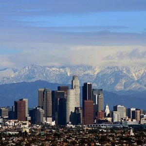 The latest storm to hit L.A. brought rain, hail, and a reality check.