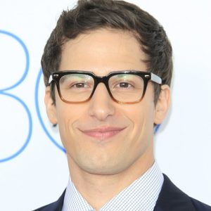 Andy Samberg at Film Independent's Spirit Awards in January