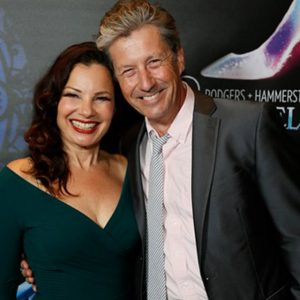 Fran Drescher and Charles Shaughnessy