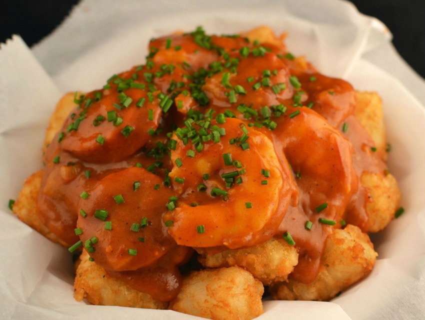 These are gumbo tots.