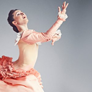 "Mariya Dashkina Maddux in Martha Graham's ""Appalachian Spring"""