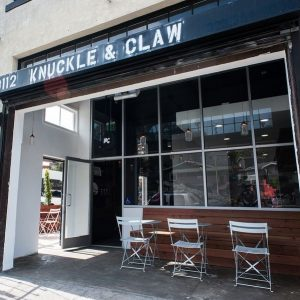Knuckle and Claw is serving lobster rolls in Silver Lake.