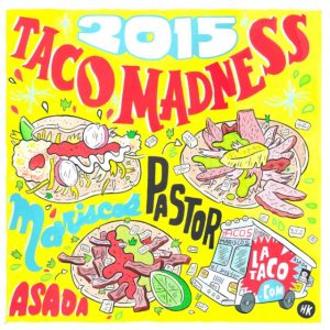 Who will win Taco Madness this year?