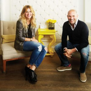 Alli Webb and her brother Michael Landau opened the first Drybar in 2010